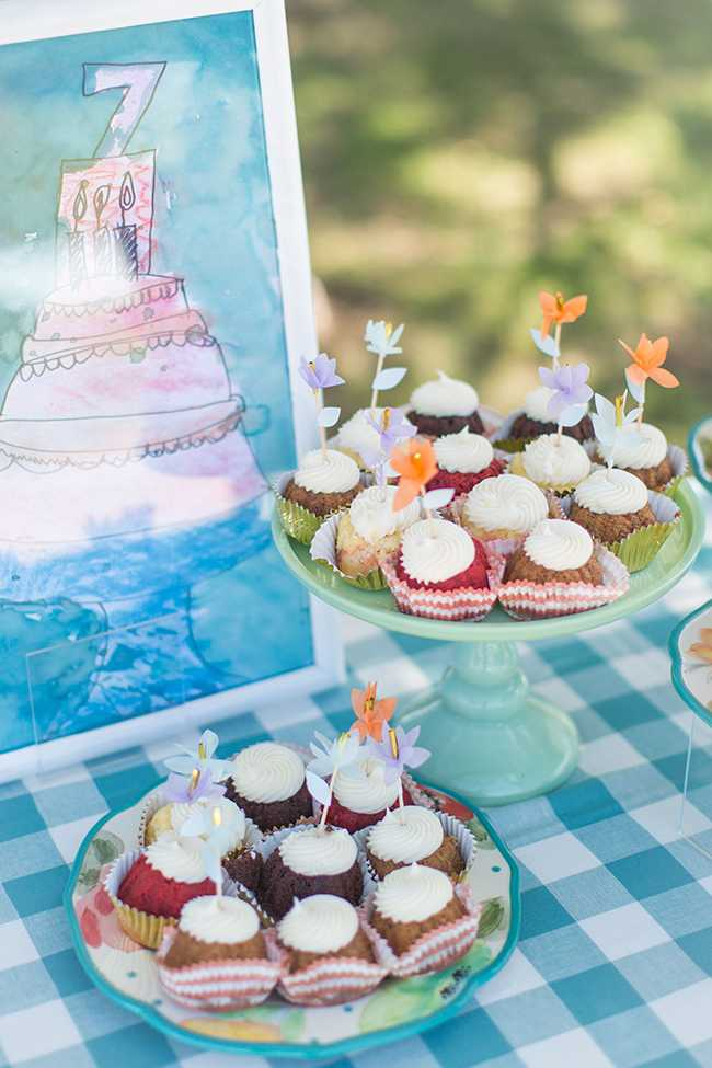 Pioneer Woman Inspired Birthday Party