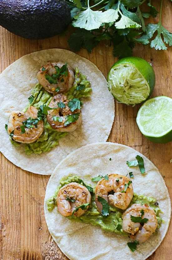 Tequila Lime Shrimp, Cinco De Mayo Food and Drink Ideas