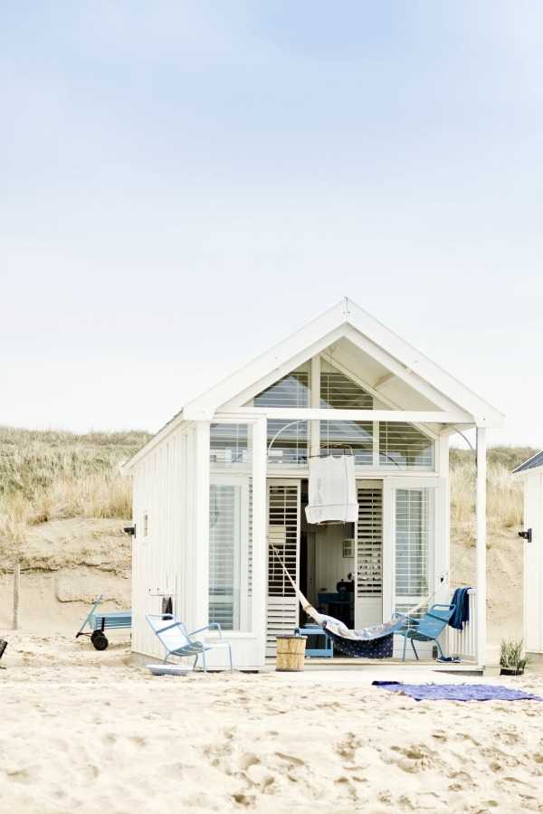 Beach Cottage via Vtwonen, The Best She Sheds