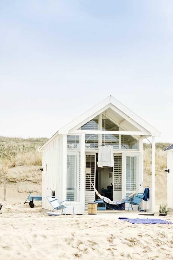 Beach Cottage via Vtwonen, The Best She Sheds