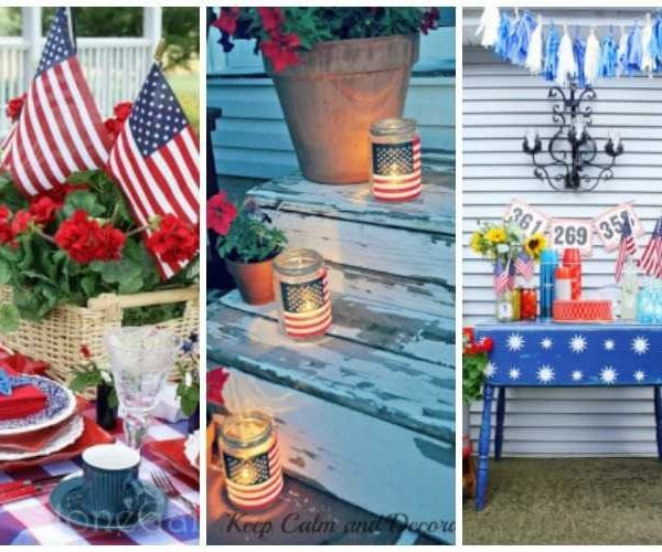 The Best 4th of July Decor Ideas
