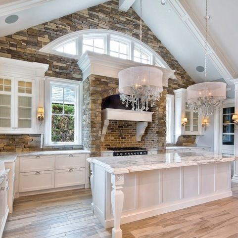 Awesome These gorgeous white kitchen ideas range from modern to farmhouse and all in between Get