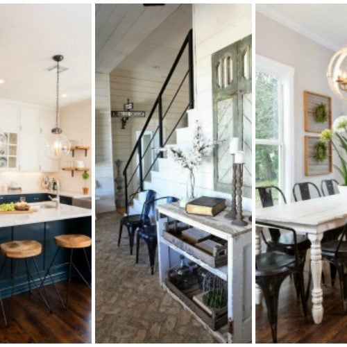 Top 10 Fixer Upper Bathrooms: Modern Farmhouse Kitchens For Gorgeous Fixer Upper Style