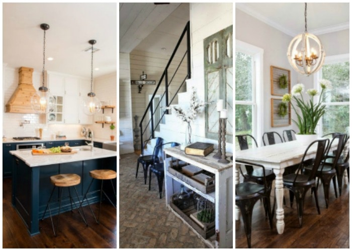 20 Best Fixer Upper Rooms - Magnolia Home Favorites