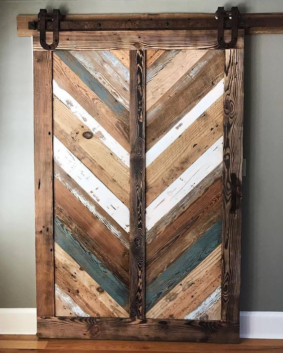 Sliding barn doors are everywhere and these are great ideas to help you select the barn & Sliding Barn Door Ideas to Get The Fixer Upper Look