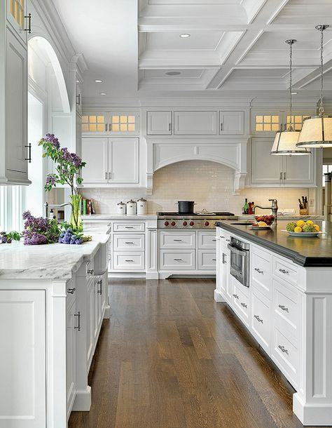 These Gorgeous White Kitchen Ideas Range From Modern To Farmhouse And All  In Between. Get