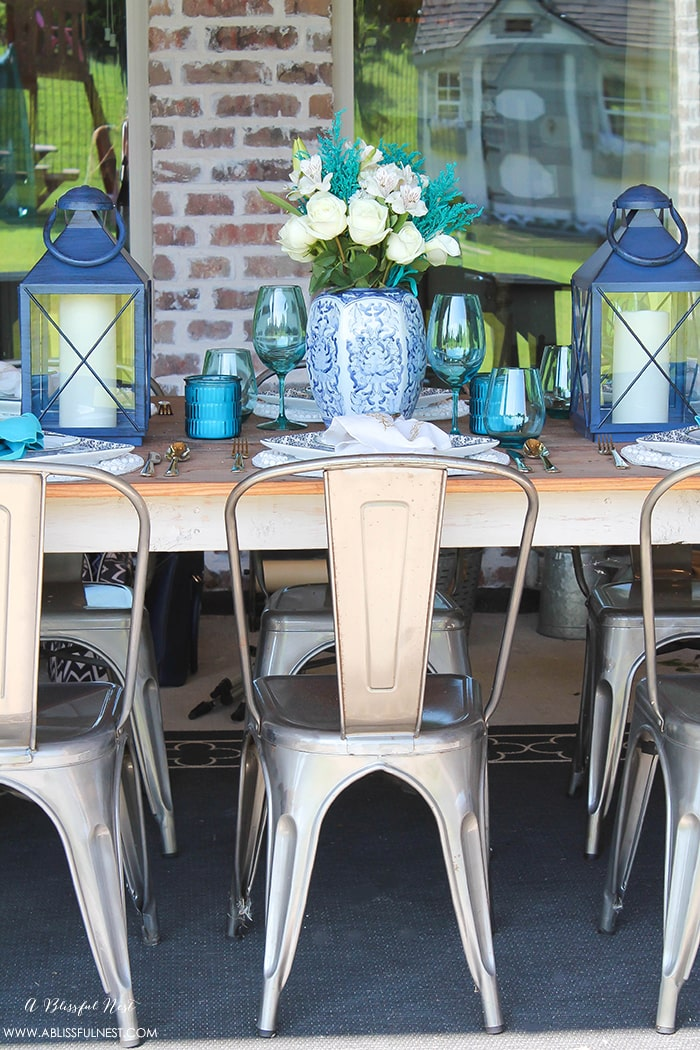 Fresh Coastal Table Décor Ideas For The Perfect Summer Night Grab These Tips On Setting