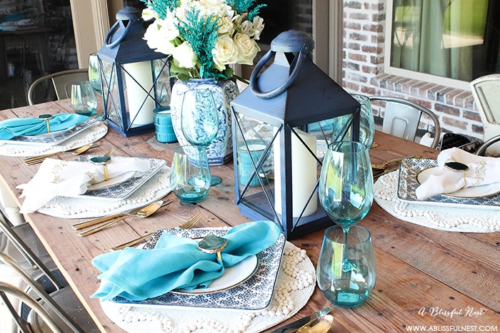 Fresh Coastal Table Décor Ideas For The Perfect Summer Night. Grab These  Tips On Setting