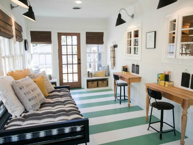 20 best fixer upper rooms magnolia home favorites a for Does the furniture stay on fixer upper
