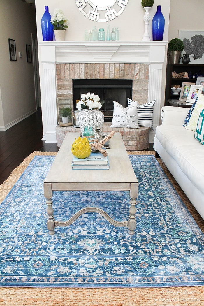 Captivating Show Some Designer Flare And Learn How To Layer Rugs Amazing Pictures