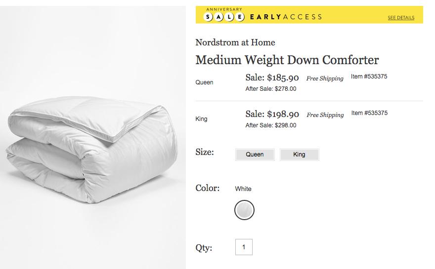 NS- Comforter