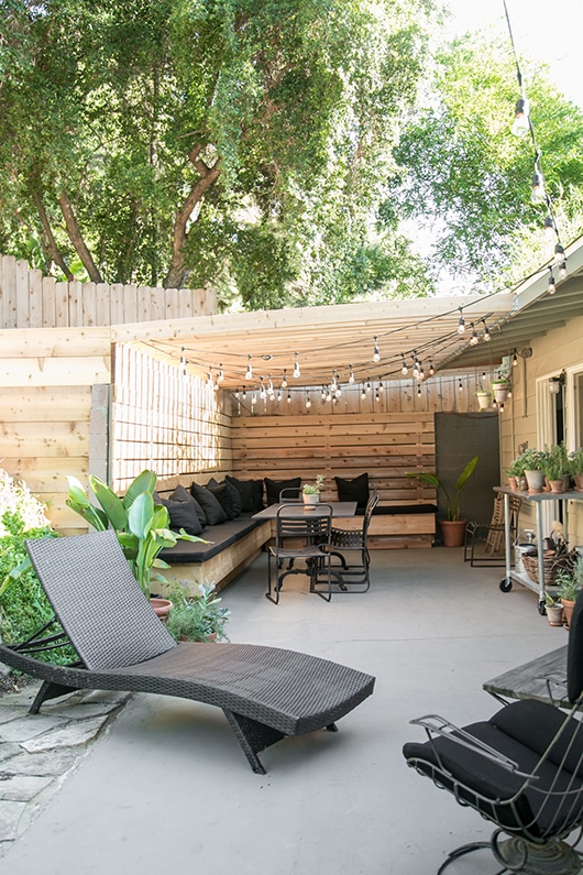 SF Girl by Day, 20 Best Patio Spaces via A Blissful Nest