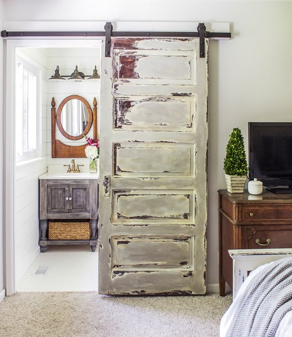 Kitchen Remodel Half Bath Sunroom Addition And Laundry: Sliding Barn Door Ideas To Get The Fixer Upper Look