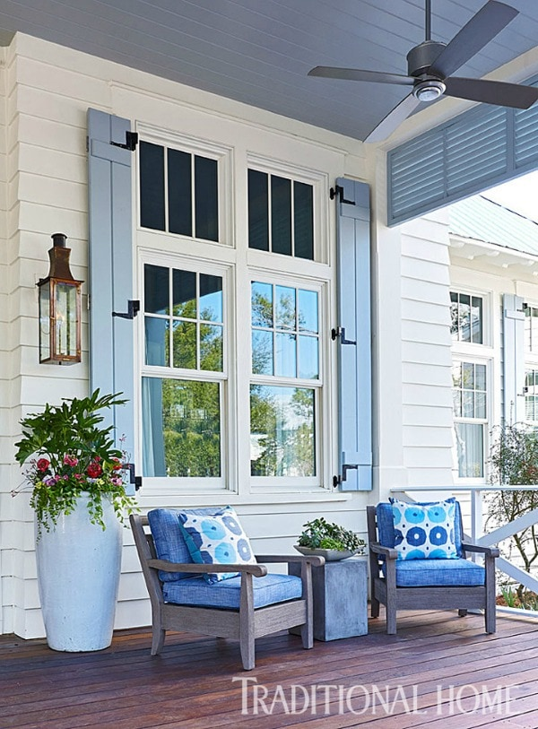 Traditional Home Mary Mac Co, 20 Best Patio Spaces