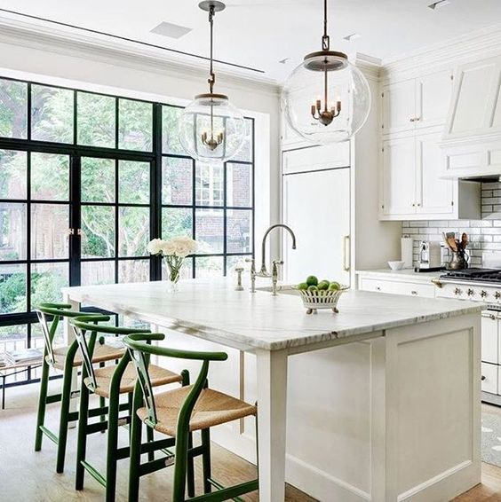 Spectacular These gorgeous white kitchen ideas range from modern to farmhouse and all in between Get