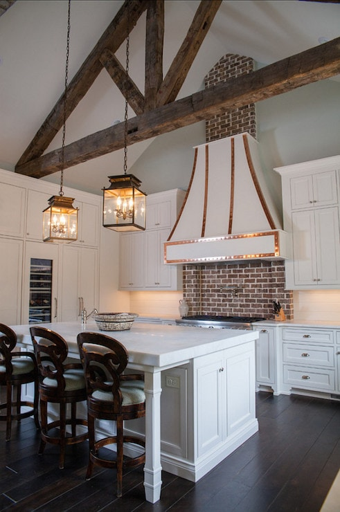Fabulous These gorgeous white kitchen ideas range from modern to farmhouse and all in between Get