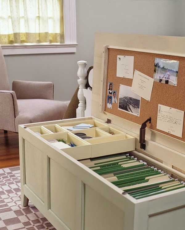 organize home office. 15 ways to organize the home office