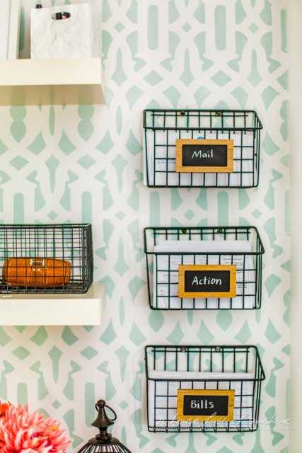 organize home office. 15 ways to organize your home office