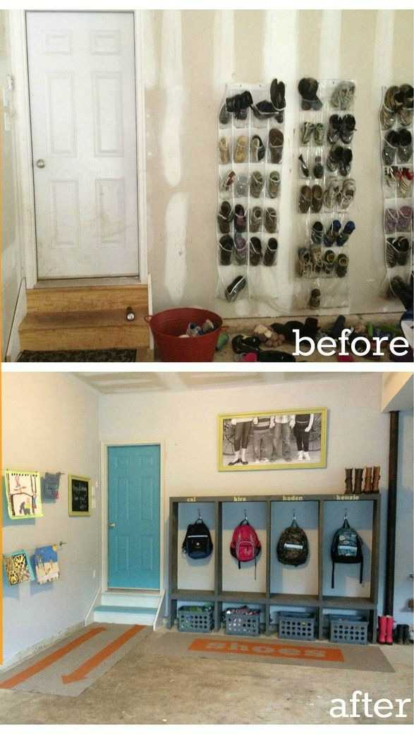 20 tips to organize the garage - Organize Garage