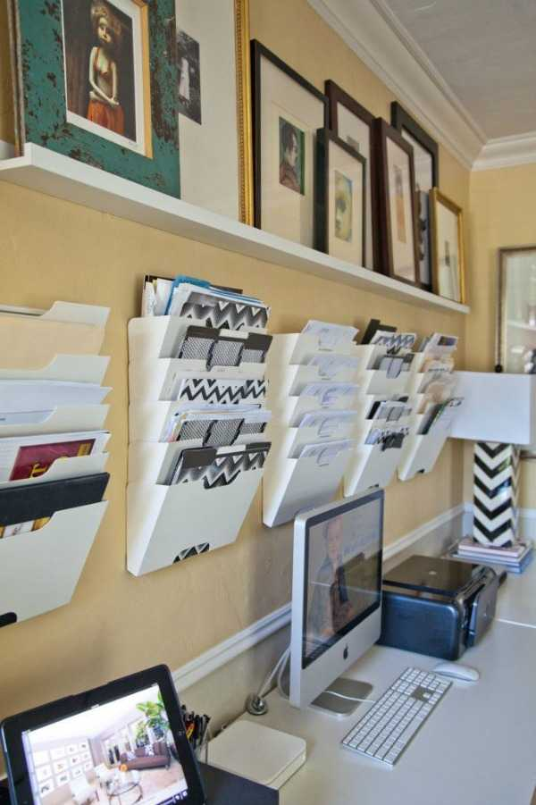 15 ways to organize your home office - How To Organize Your Home
