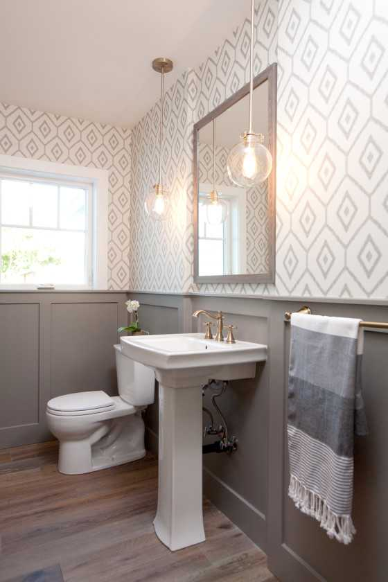 Superieur Jaimee Rose Interiors, 20 Best Farmhouse Bathrooms . #ABlissfulNest  #InteriorDesign #Decorator #