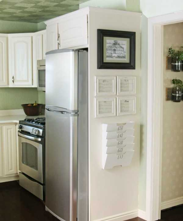 Kitchen Office Organization. Unique Office 15 Ways To Organize Your Home  Office Save Kitchen Organization