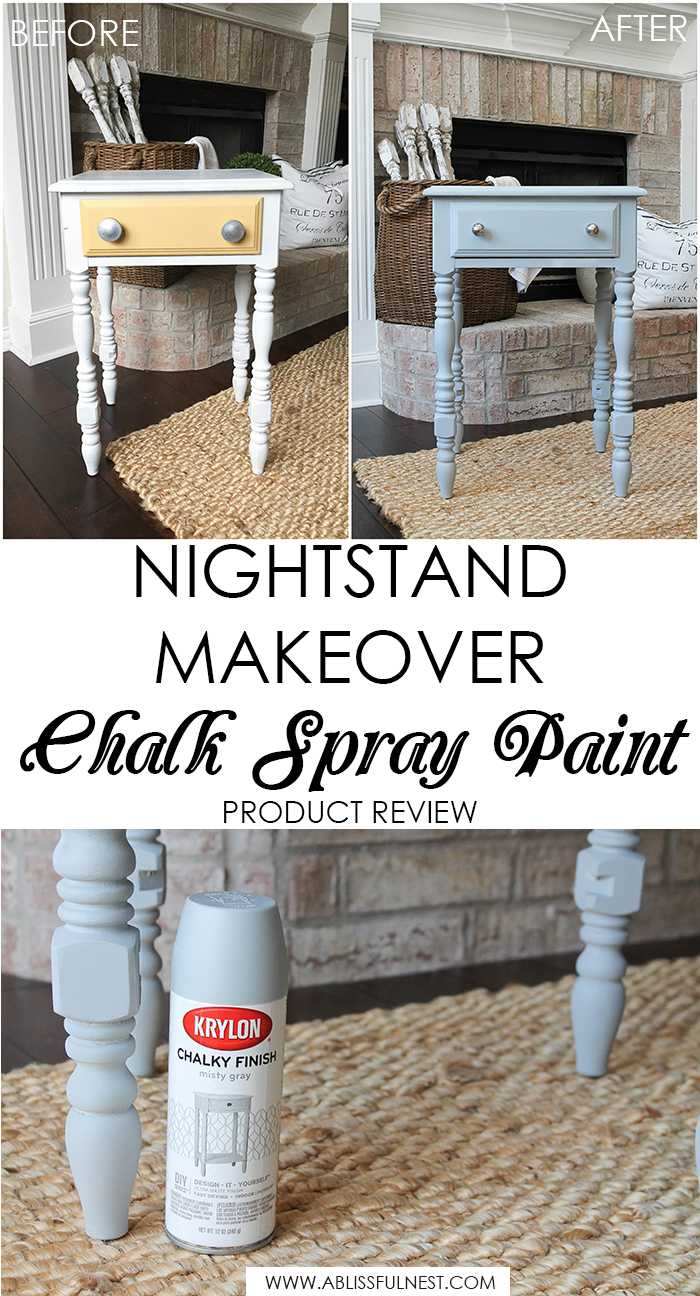 How To Use Chalkboard Spray Paint On Wood
