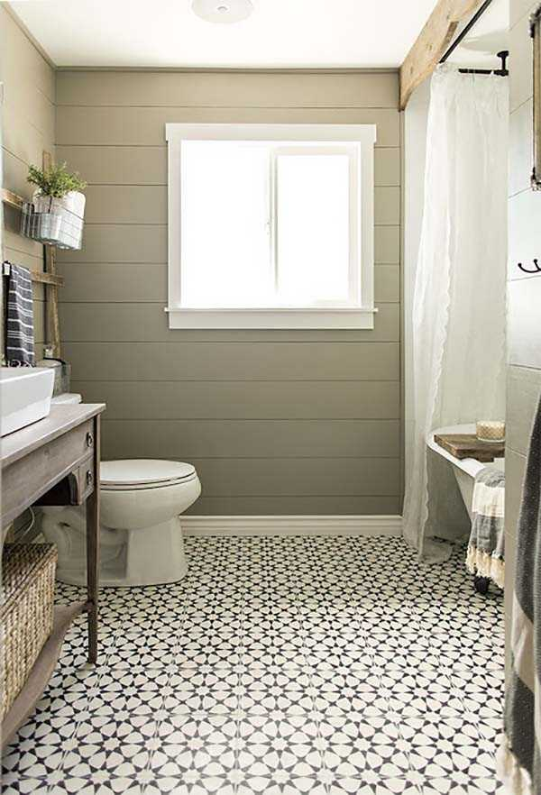Nice One Kind Design Best Farmhouse Bathrooms