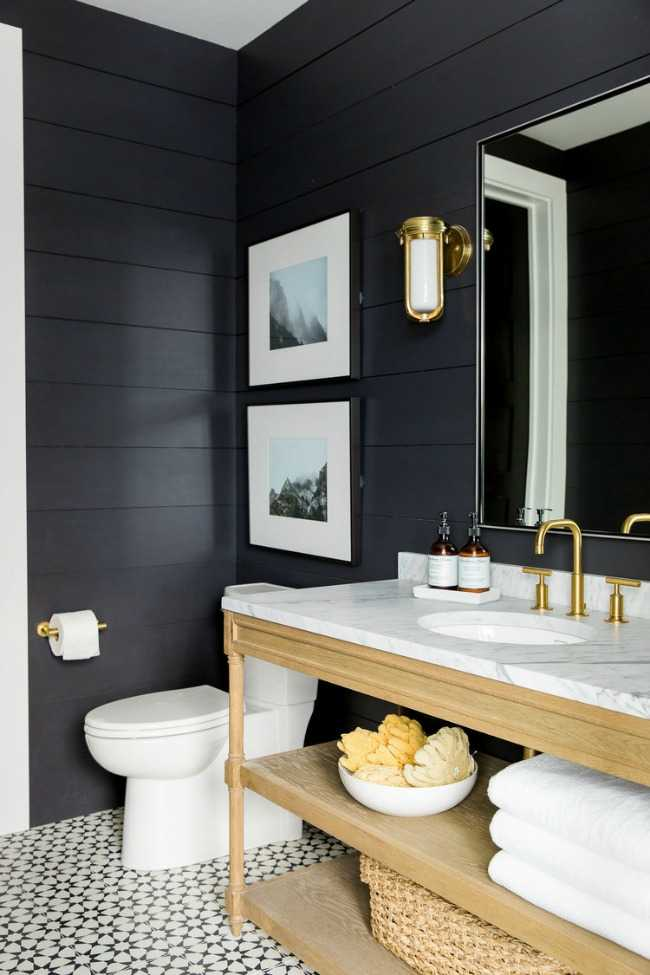 Studio McGee, 20 Best Farmhouse Bathrooms