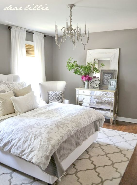 Stunning These are the most gorgeous bedrooms I uve ever seen So many great ideas