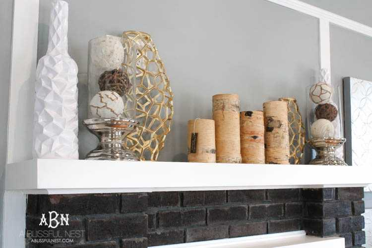 Modern Fall Decorating Ideas Part - 37: Love This Gorgeous Mix Of Modern Glam Fall Décor With These Neutral  Elements That Can Be