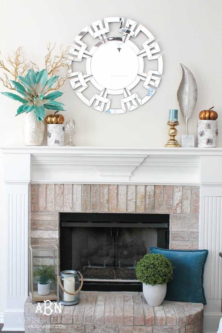 Get These Tips To Transition Your Living Room From Summer To Fall Décor.  This Fall Part 93