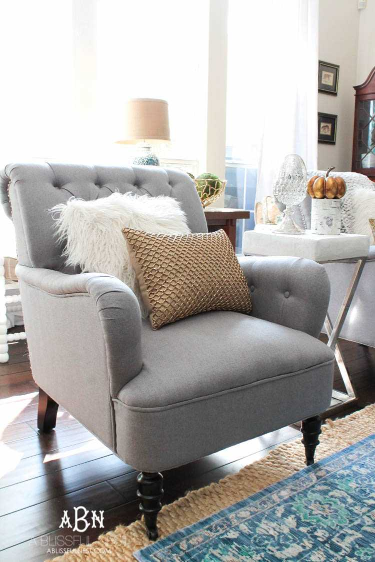 Fall Living Room Makeover + Tips For Perfect Seasonal Decor