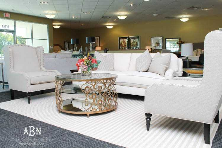 CORT Clearance Center Furniture Store Review By A Blissful Nest