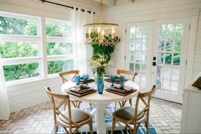 One of my favorite rooms from Fixer Upper!