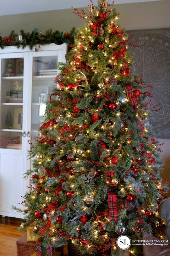 20 Amazing Christmas Tree Decorating Ideas A Blissful Nest