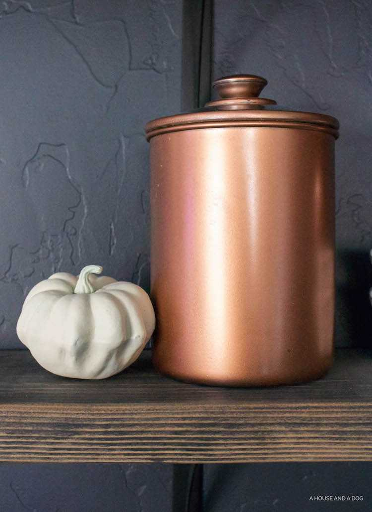 Skip The Expensive Price Tag On Authentic Copper And Create A Set Of DIY  Painted Copper