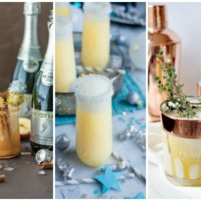 10 New Years Eve Cocktail Ideas
