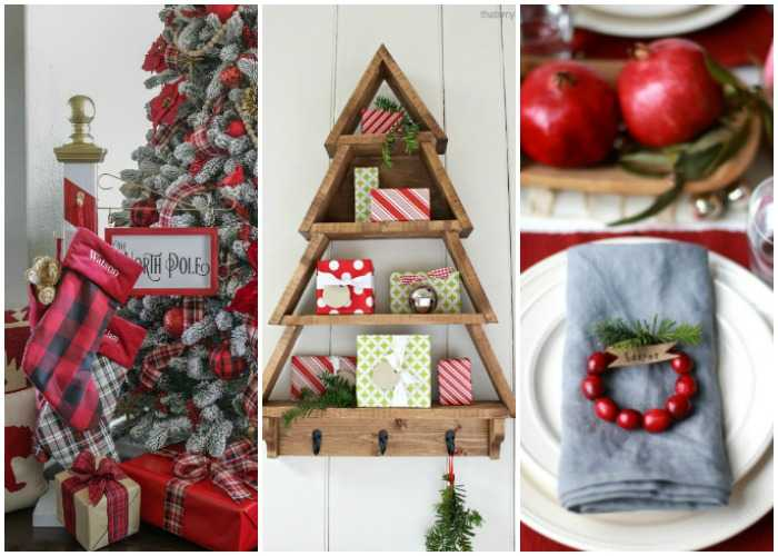 15 Easy DIY Christmas Projects You'll Love