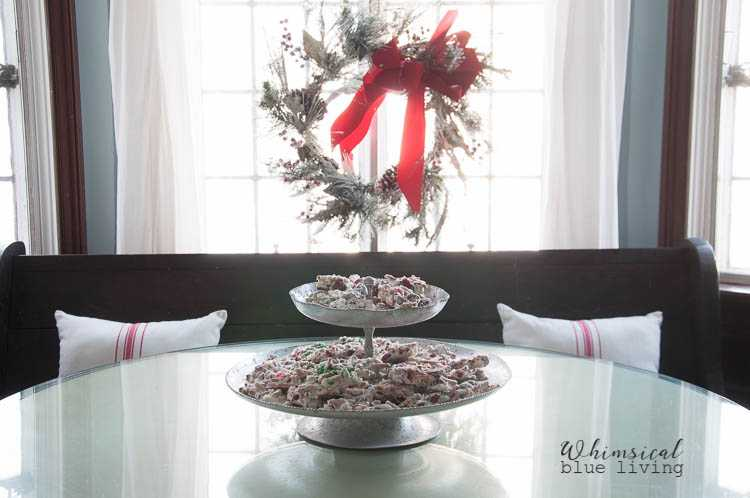 This recipe for our favorite Cranberry Cookies is just perfect for Christmas and it is always on our holiday baking list. You'll love it! See it all on https://ablissfulnest.com/ #ChristmasCookies #HolidayBaking #Cranberry