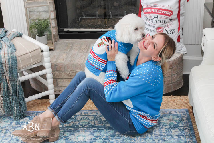 Getting Matchy Matchy with Cesar® Canine Cuisine