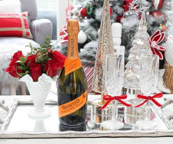 Holiday Entertaining with Mionetto Prosecco