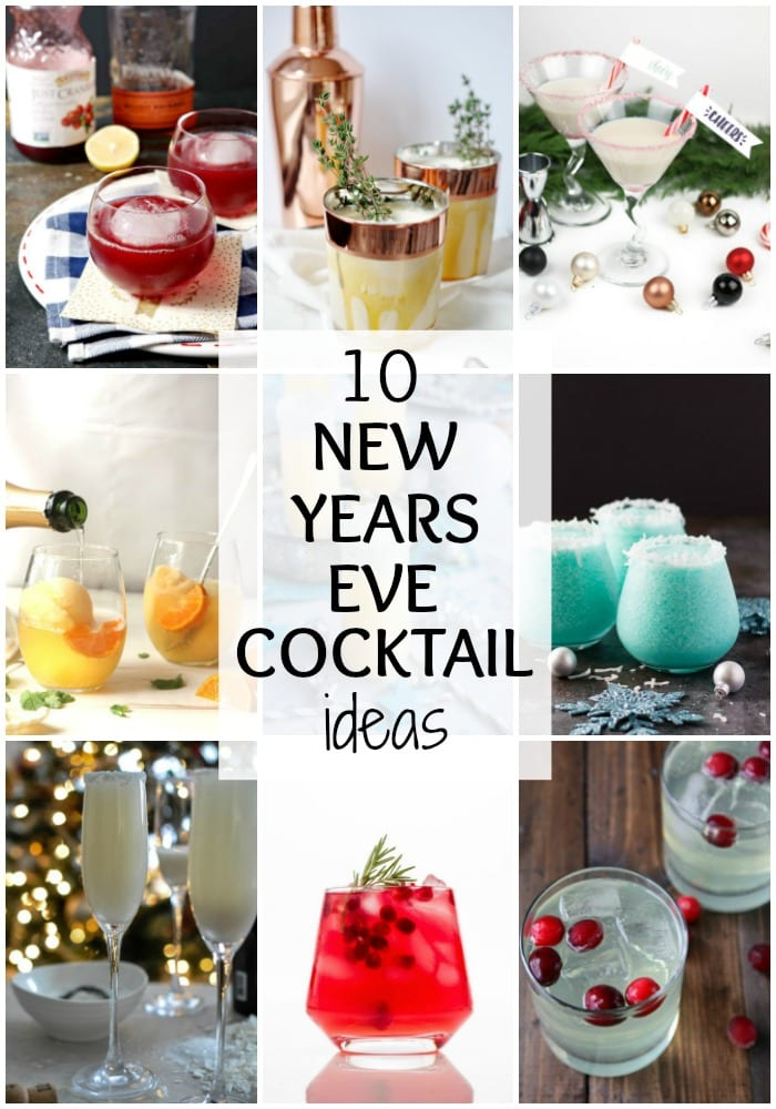Ideas For New Years Eve Dinner