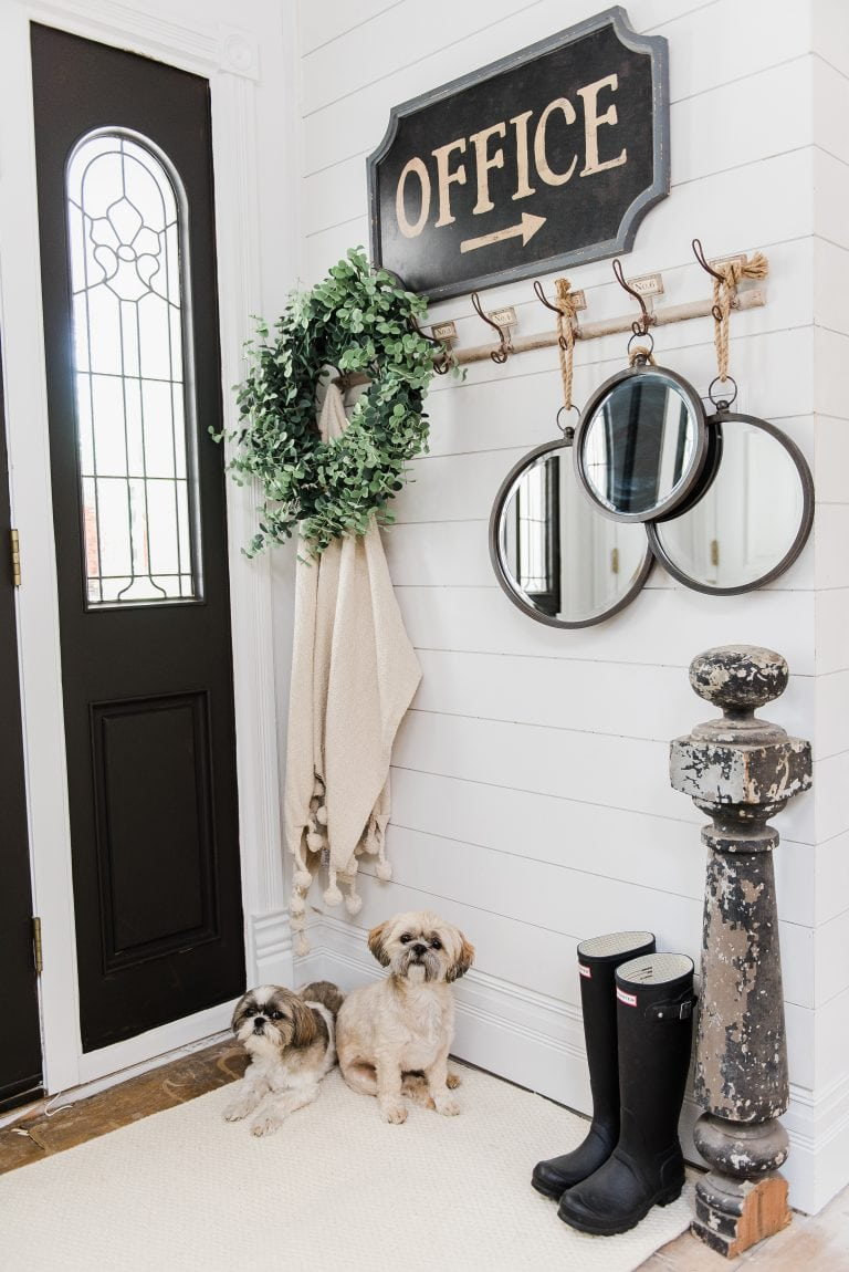 Freshen Up Your Home With These Gorgeous Entryway Ideas! From Coastal To  Farmhouse And Modern