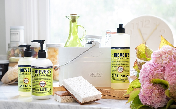 My favorite brand and I love this company that you can get amazing green products from!