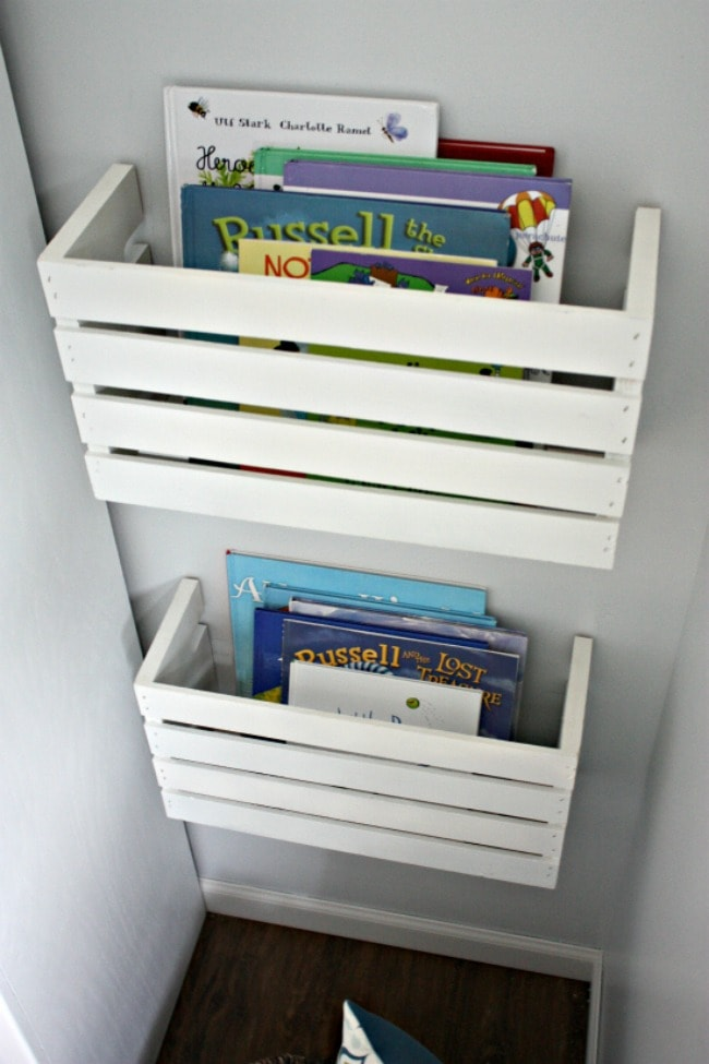 IHeart Organizing, Playroom Organization Ideas via A Blissful Nest