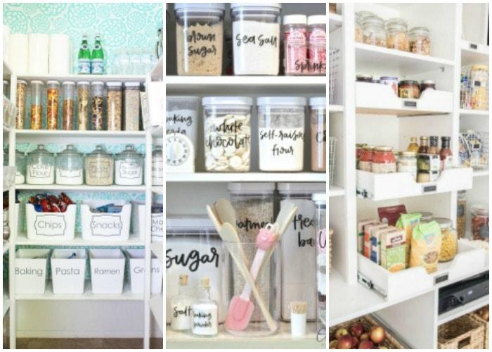 15 Amazing Pantry Organization Ideas