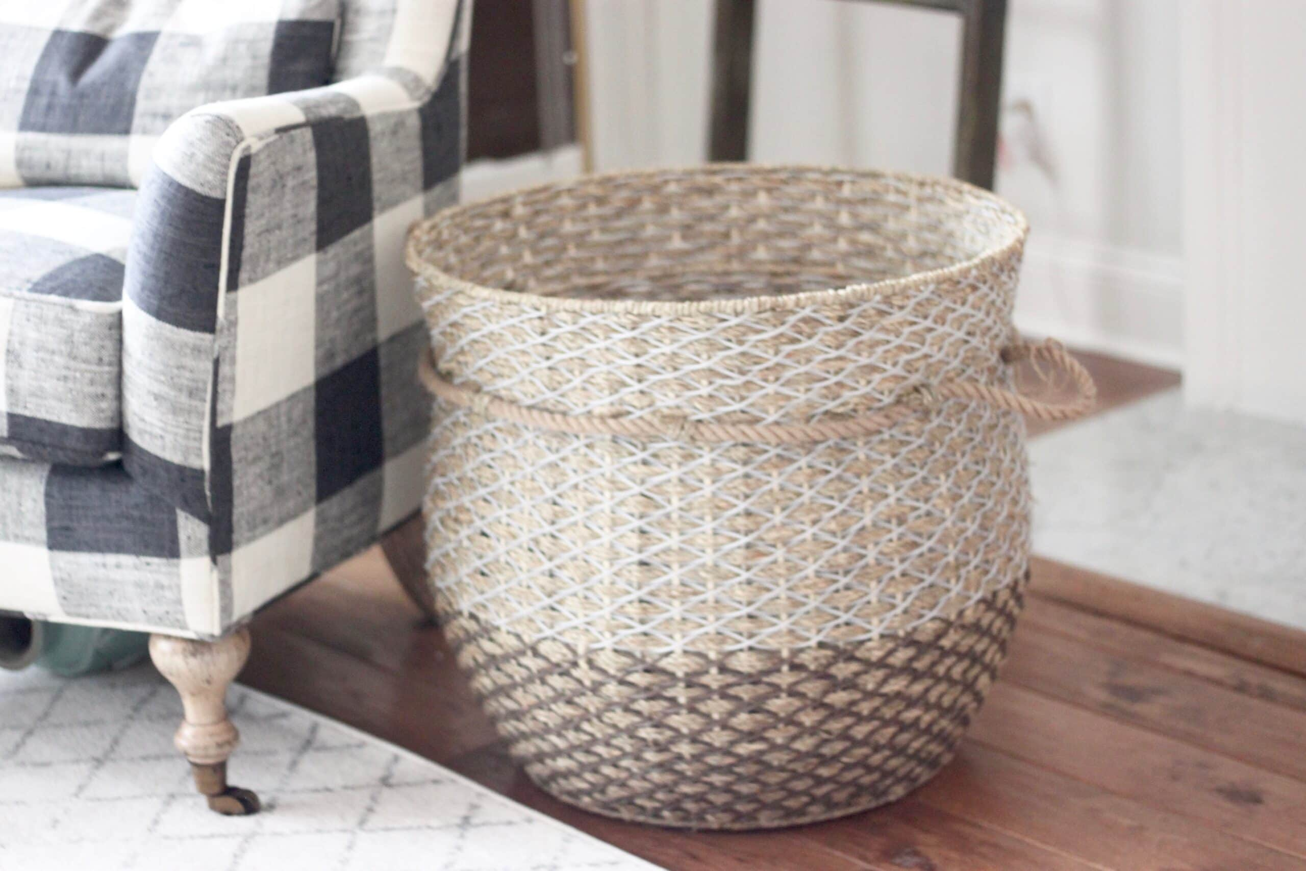 It is time to get organized! These organization ideas are going to help you get your home nice and tidy and they are simple and stylish! See more at https://ablissfulnest.com/ #Storage #Organization #OrganizingIdeas
