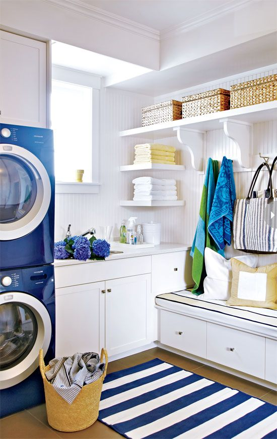 Design You Room: Creative Laundry Room Ideas For Your Home