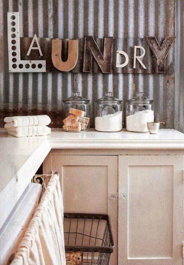 Laundry Mud Room Off Garage